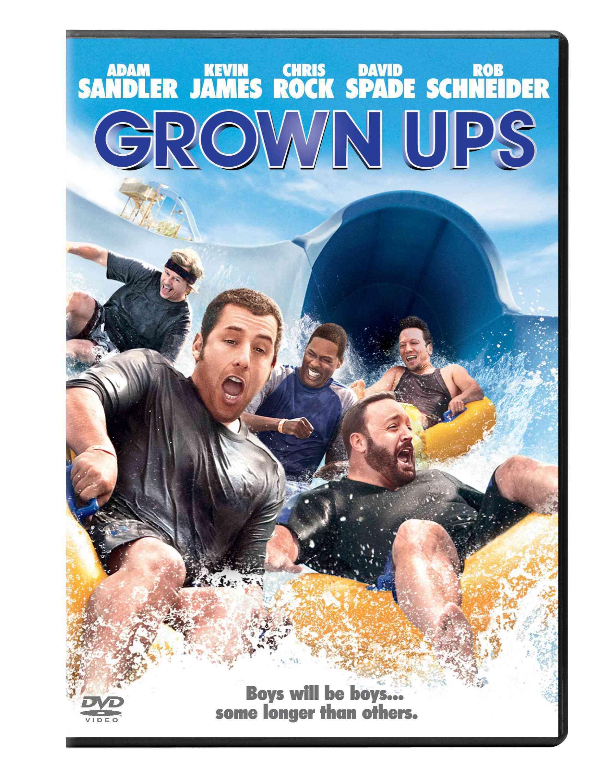 GROWN UPS BY SANDLER,ADAM (DVD)