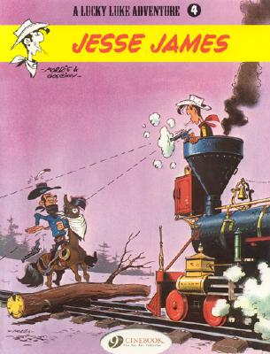 A Lucky Luke Adventure 4 By Morris/ Goscinny, Rene